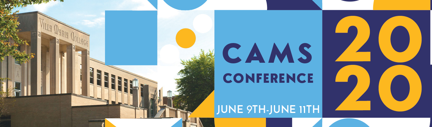 CAMS Conference 2020 June 8 - june 11