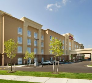 Hampton Inn Buffalo CAMS Conference Preferred Hotel