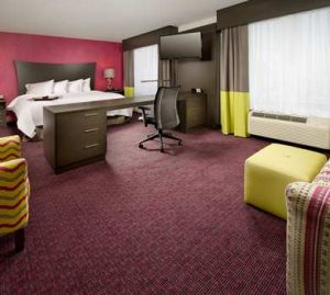 Hampton Inn Buffalo Room CAMS Conference Preferred Hotel