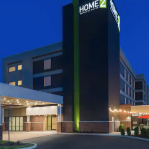 Home2 Suites preferred hotel for CAMS 2020